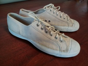 WWII issued sneakers