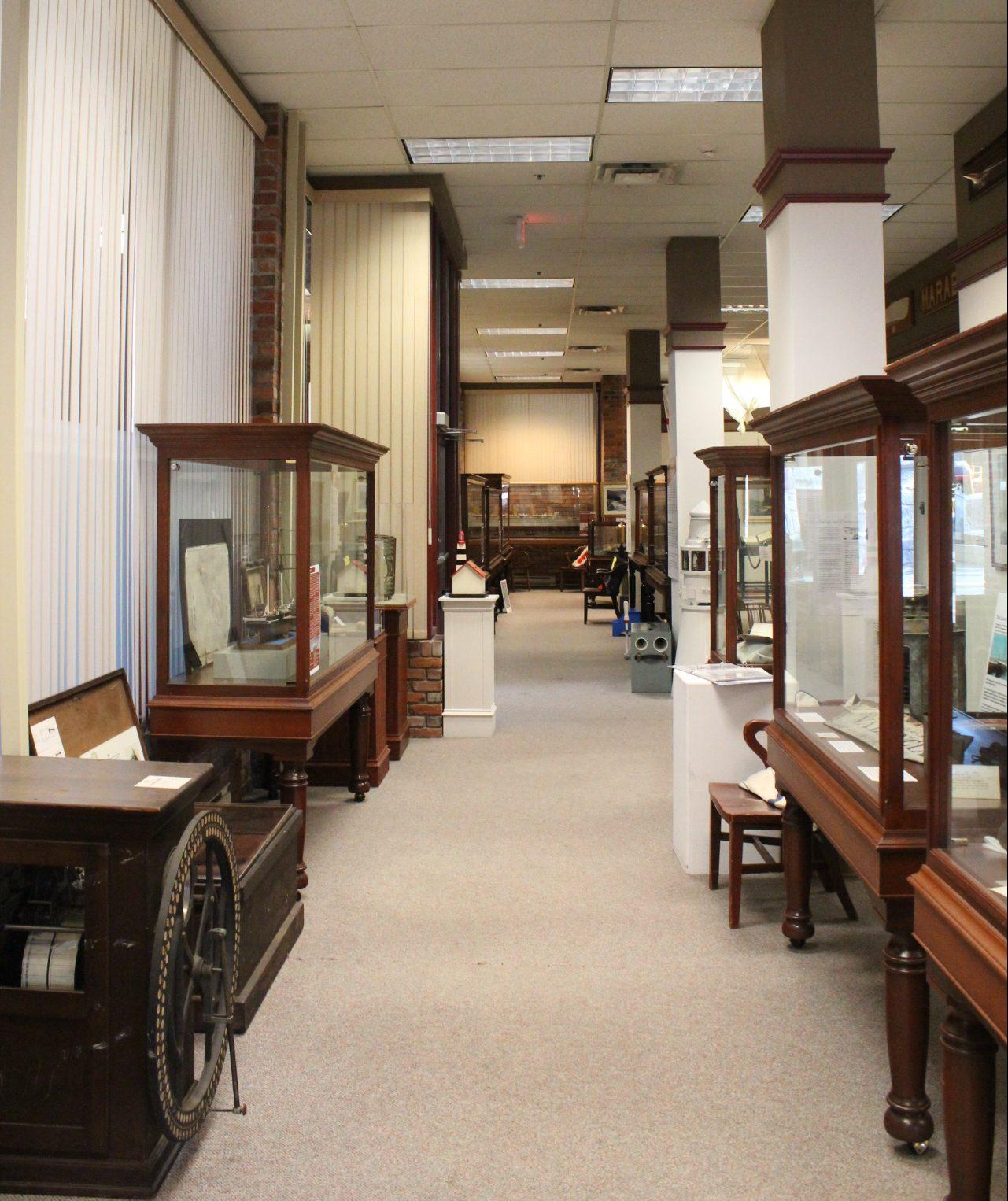 Maritime Museum of BC - Displays