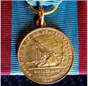 SS Beaver Medal