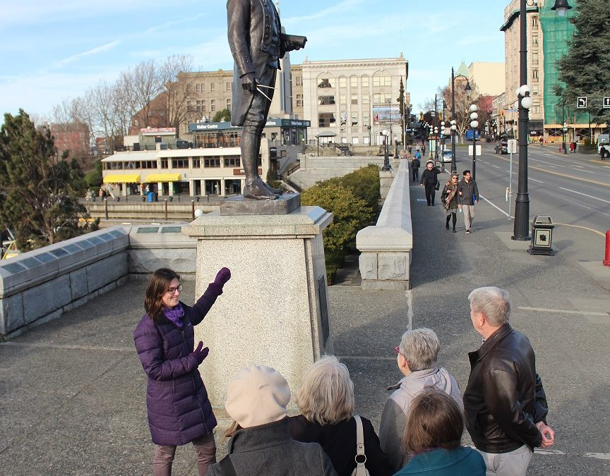 Inner Harbour Walking Tour