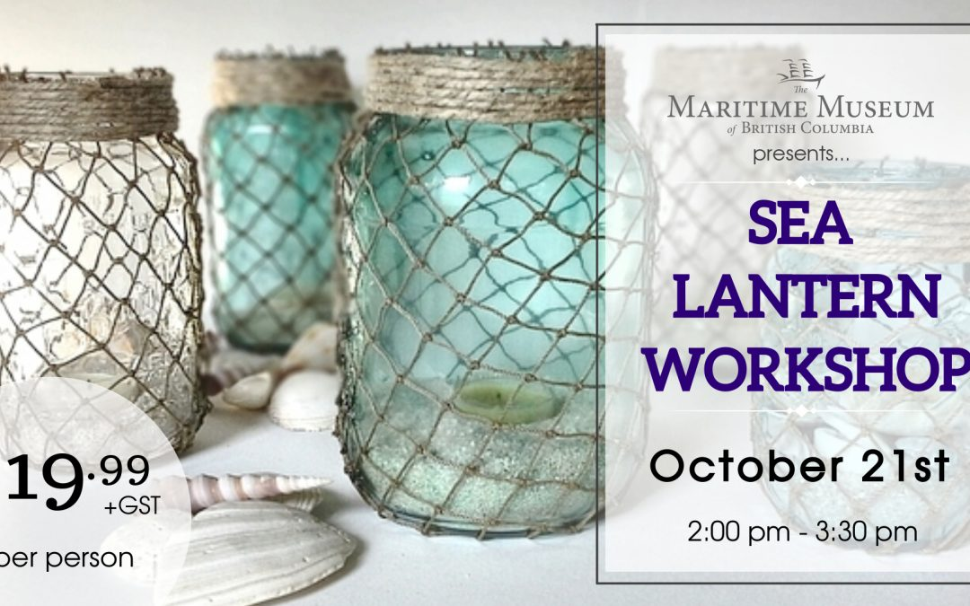 Sea Lantern Workshop