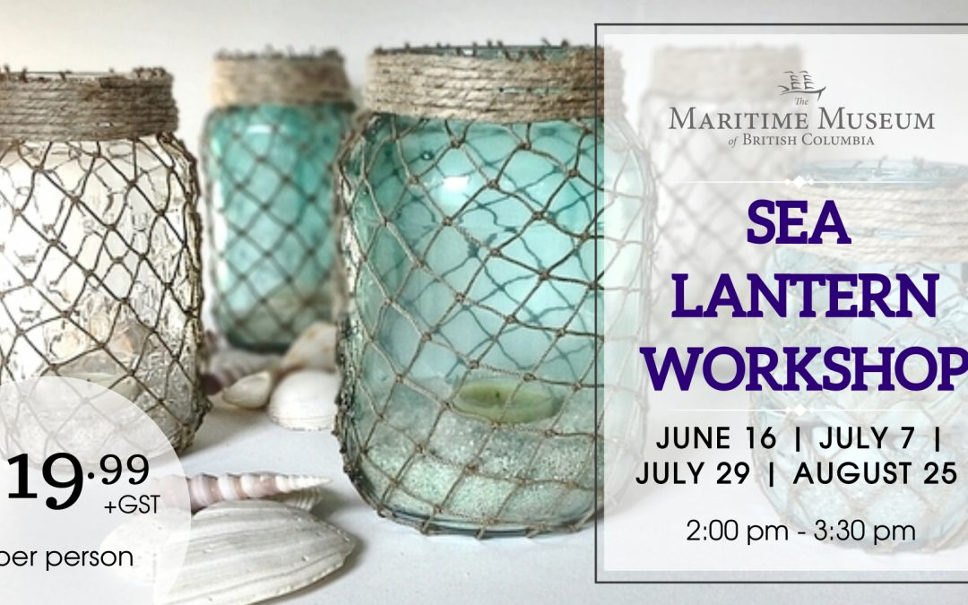 Sea Lantern Workshop