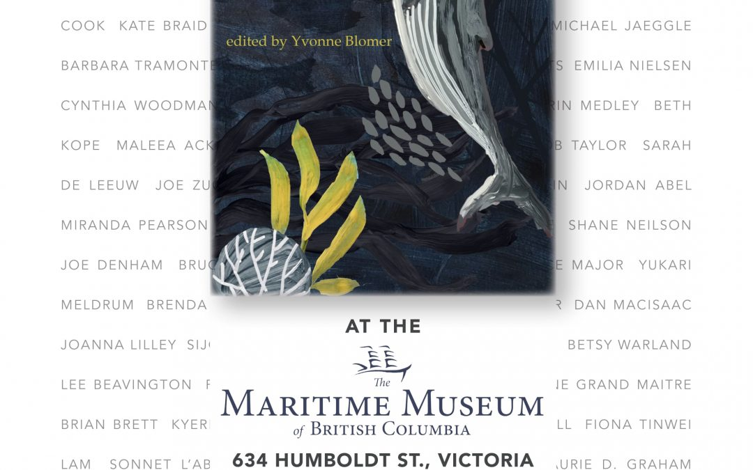 Refugium: Poems for the Pacific – Book Launch and Art Exhibition