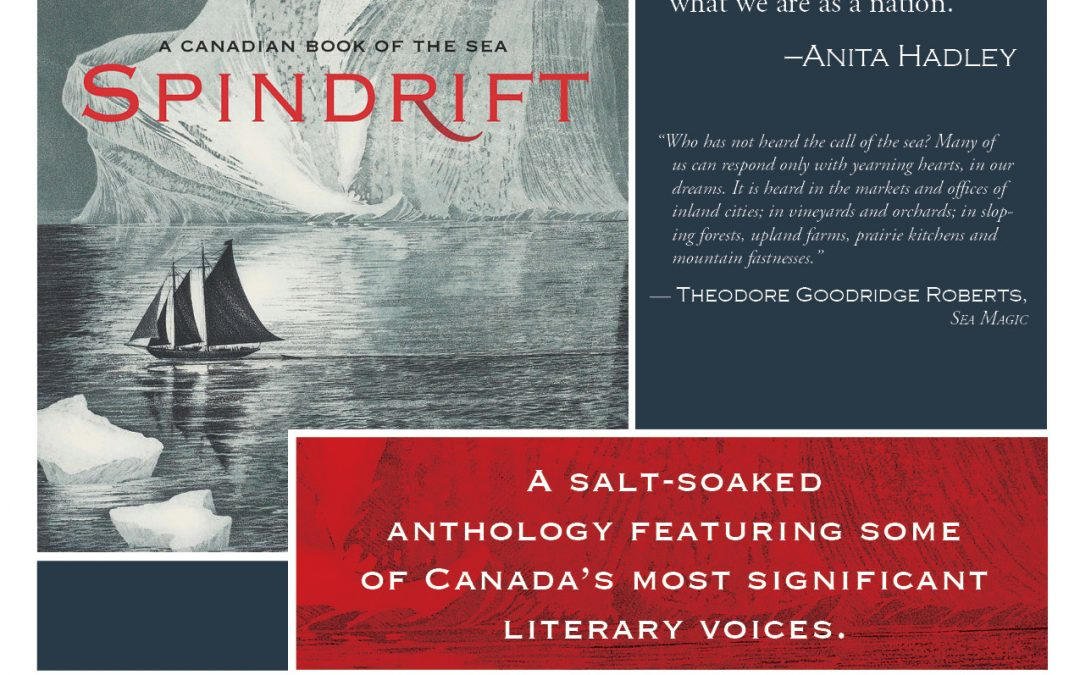 An Evening of Sea-Themed Literature, featuring Spindrift: A Canadian Book of the Sea