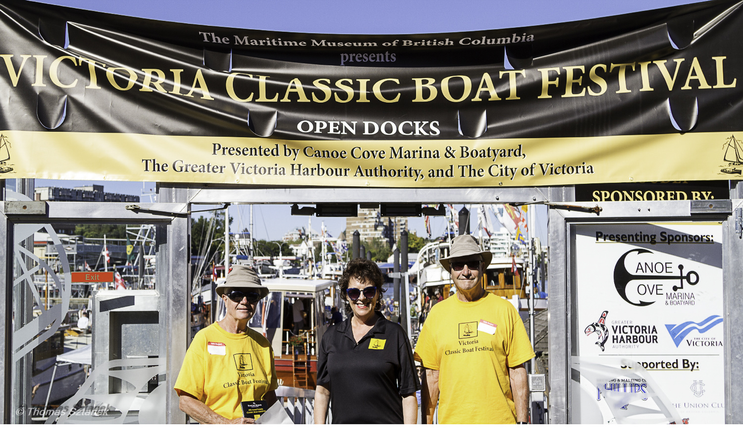 Classic Boat Festival 2017 - Courtesy of Tom Sztanek