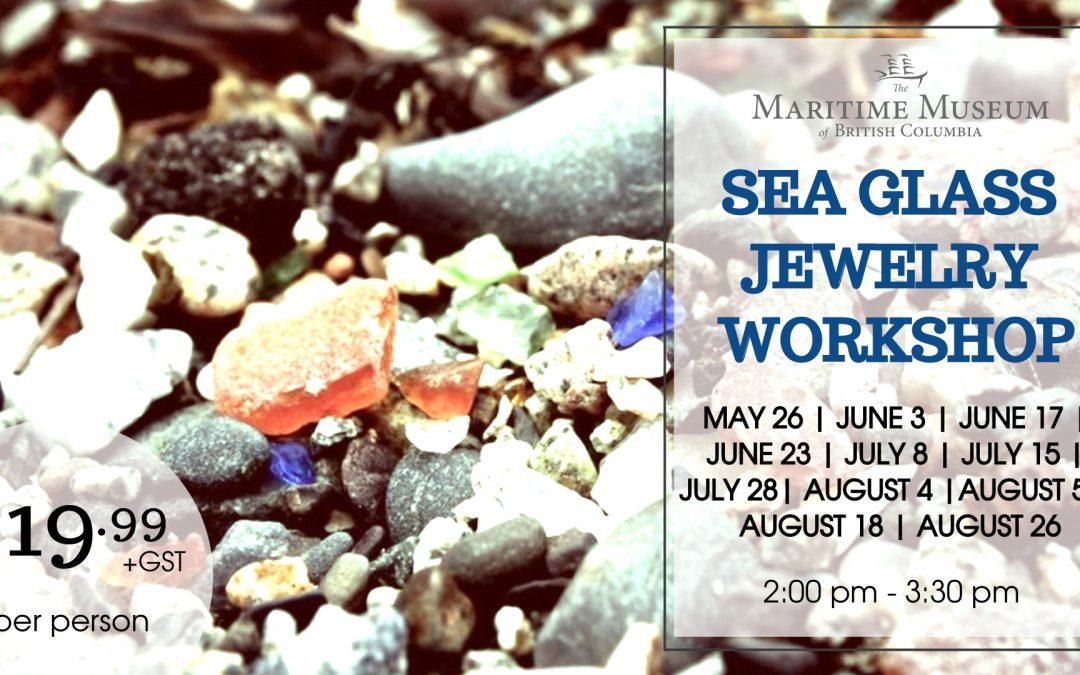 Sea Glass Jewelry Workshop