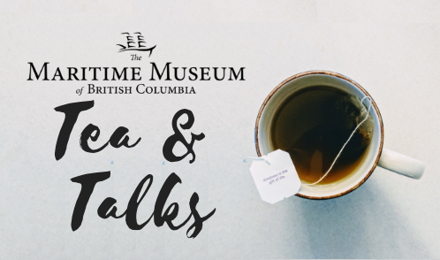 Header: Museum Logo and Tea and Talks