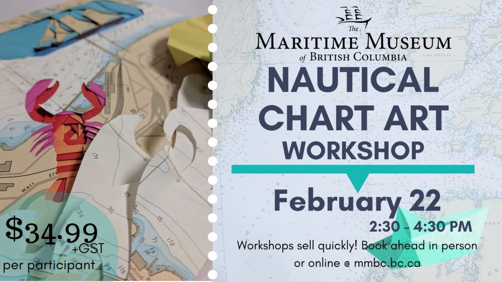 Nautical Chart Art Dates and Cost