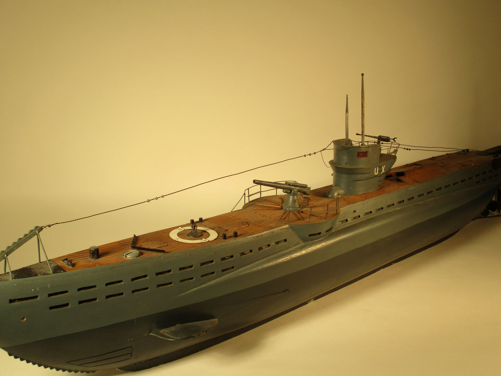 Maritime Museum of BC Collection, POW model, accession # 3170